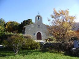 La chapelle de Béconne