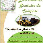 Distribution de compost 05-03-2021