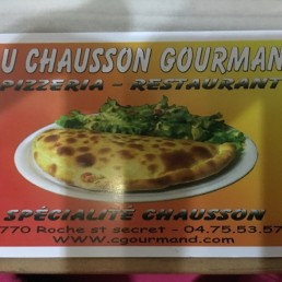 Pizzéria Au Chausson Gourmand