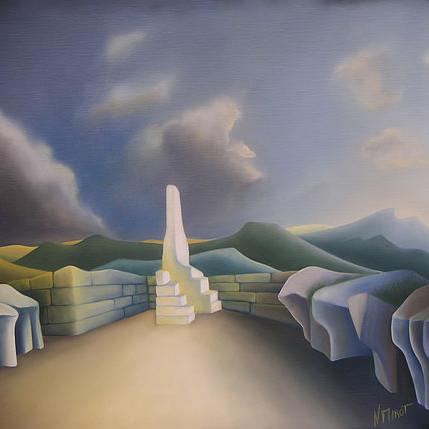 Nicole Mirot peinture
